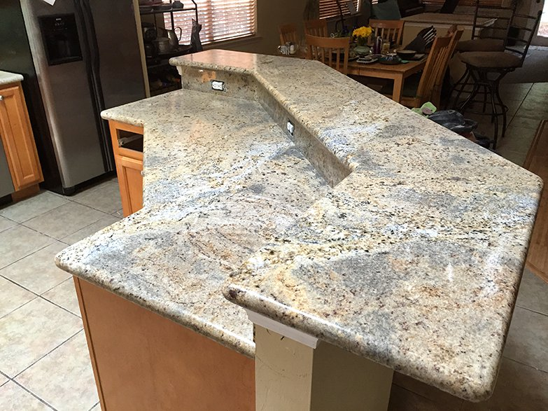 Kitchen And Bathroom Project Gallery Smart Stone